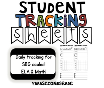 Student Tracking Sheets