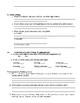 Student Transition Questionnaire for Parents