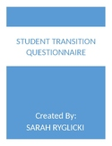 Student Transition Survey