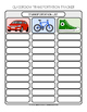 Student Transportation Tracker - 4 modes and record sheets