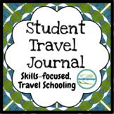 Student Travel Journal BUNDLE