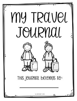Student Travel Journal (For Absences)