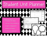 Student Goal Setting and Unit Planner