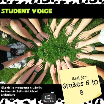 Student Voice Proposal Sheet