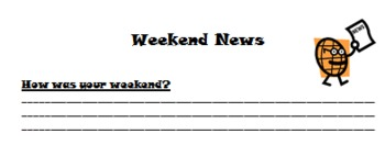 Student Weekend News