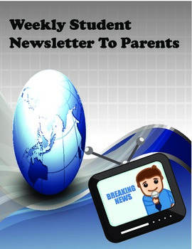 Student Weekly Newsletter