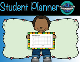 Student Weekly Planner