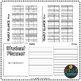 Editable Student Planner 2018-2019 Student Weekly Planner Calendar