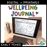 Student Wellbeing Journal | Distance Learning | Digital & Printable