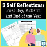 3 Student Wellness Self Reflections: First Day of Class, M