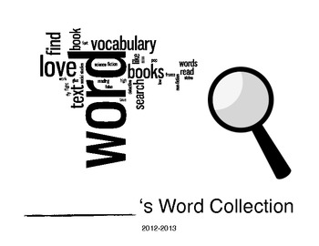 Student Word Collection