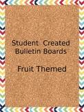 Student Work Bulletin Boards