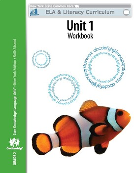 Student Workbook Grade 2 Unit 1