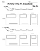 Student Worksheets, Area Model Lesson, Homework, Works with Powerpoint! 4.NBT.2