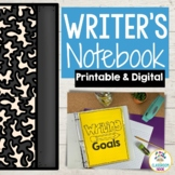Student Writer's Notebook