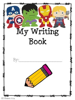Student Writing Books for Writing About Reading