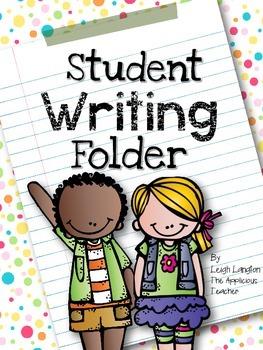 Writing Folder for Student