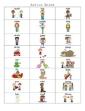 Student Writing Folder Word Walls: Informational Writing