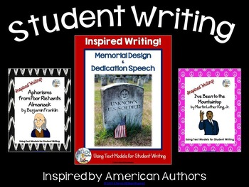 Writing with Mentor Texts - American Authors