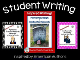 Bundle: Writing with Mentor Texts - American Authors