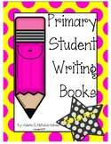Student Writing Journal