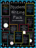 3rd Grade Student Writing Pack