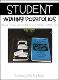 Student Writing Portfolios