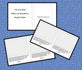 Student Writing Publishing Template