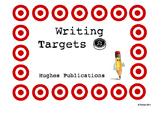 Writing Goals / Targets 2