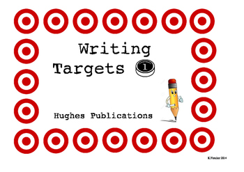 Student Writing Targets / Goals