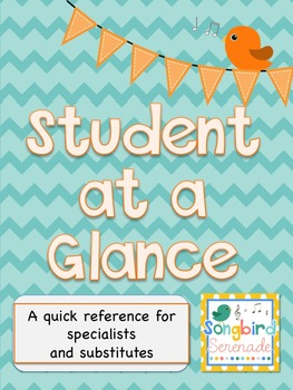 Student at a Glance