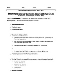 Student handout for Reconstruction ... Lecture Notes