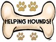 Classroom jobs, dog theme- Helping Hounds