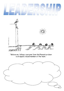 Student leadership booklet and activities