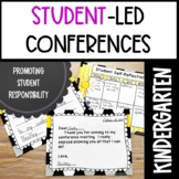 Student Led Conferences Template | Parent Teacher Conferences