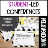 Student Led Conferences Template | Parent Teacher Conferences