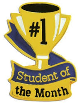 Student of the Month questionnaire