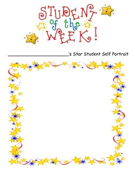 Student of the Week Book