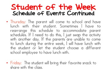 Student of the Week- Pirate Theme