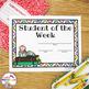 Freebie - Student of the Week Certificates