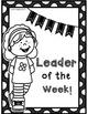 Student of the Week Printables