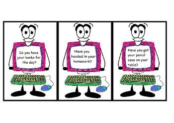 "Student organisation tasks ""board helpers"""