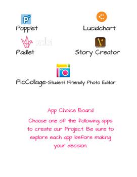 Student's Choice App Board