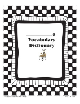 Student's Vocabulary Dictionary