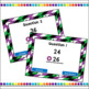 Student vs. Student - 2 Digit Addition PPT Game