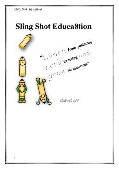 Sight word student workbook