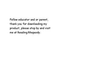 Student writing journal for preschool and prekindergarten
