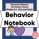 Behavior Notebook Grades 2-6
