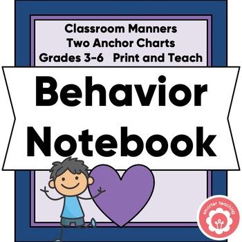 Behavior Plan/Notebook Grades 2-6