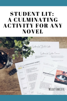 StudentLit: An engaging culminating activity for ANY NOVEL
